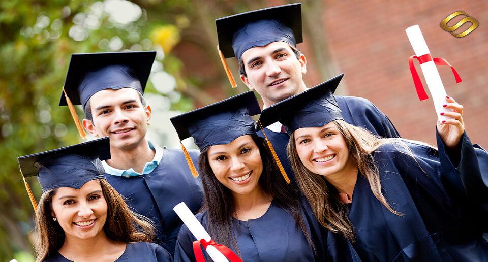 فارغ التحصیلی از دانشگاه ترکیه