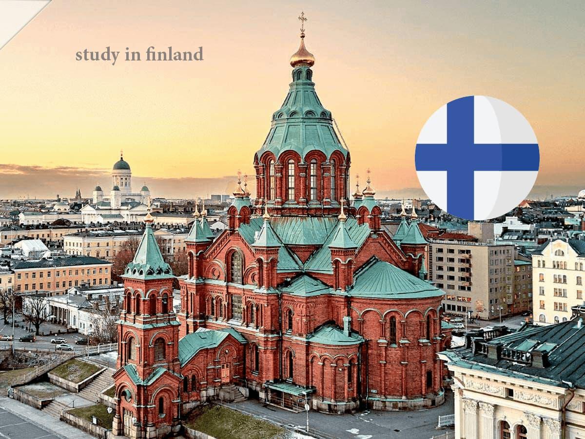 تحصیل کارشناسی ارشد در فنلاند