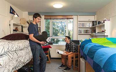 خوابگاه و محل اقامت در کانادا
