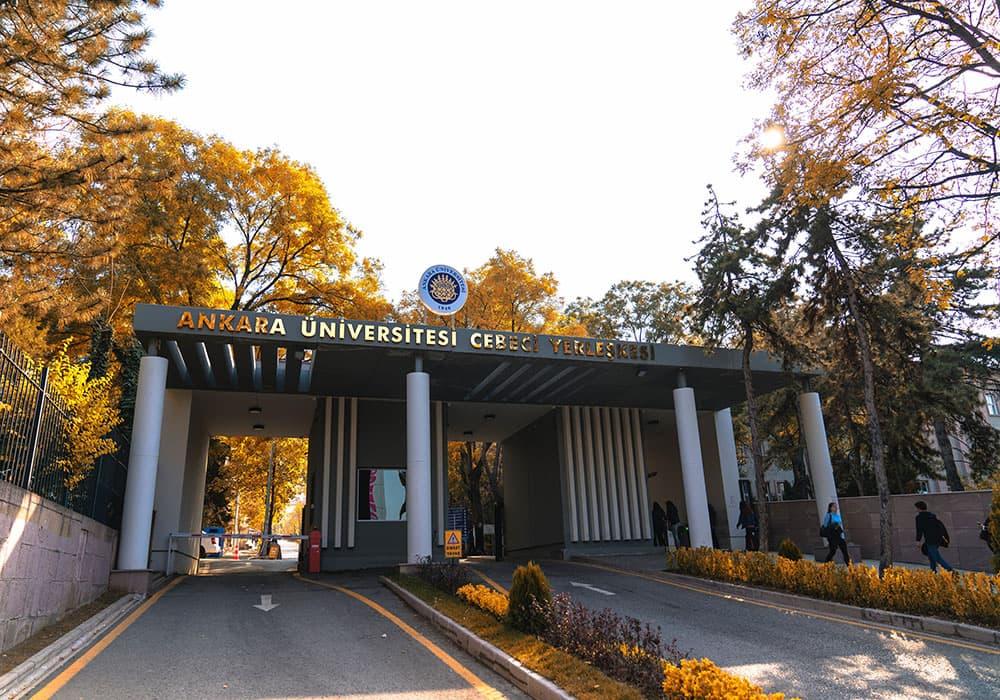 معرفی کامل دانشگاه آنکارا ترکیه