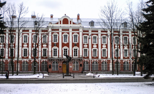 دانشگاه سنتپترزبورگ روسیه