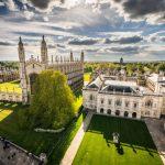 تحصیل در دانشگاه کمبریج انگلستان