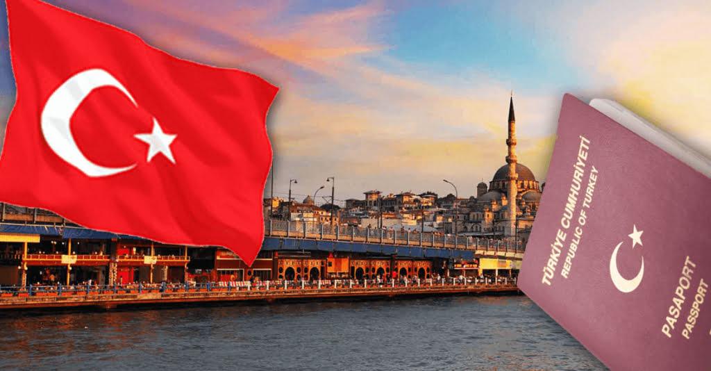 شرایط اخذ شهروندی ترکیه