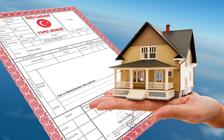 What is the transfer of a property document in Turkey